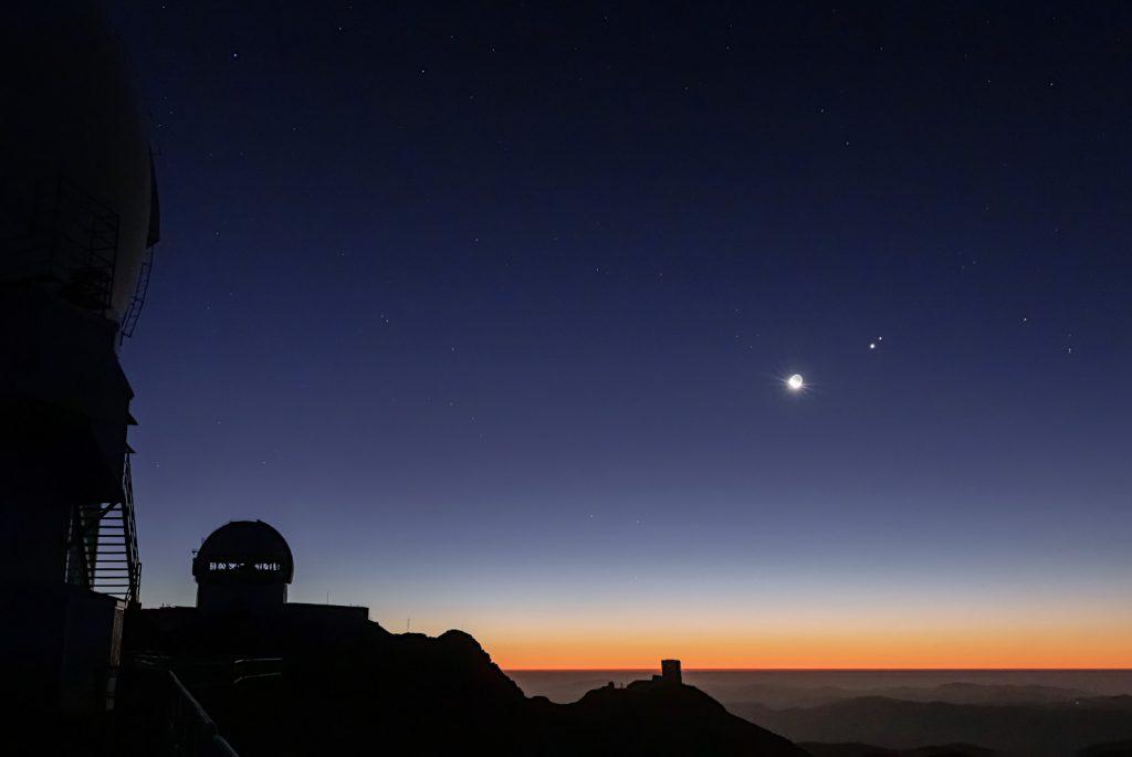 Credit: C. Corco/international Gemini Observatory/NOIRLab/NSF/AURA