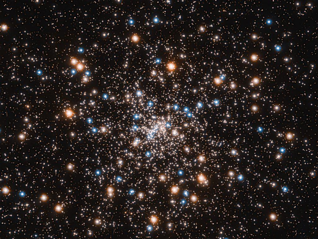 ハッブル宇宙望遠鏡がとらえた球状星団NGC 6397。Image Credit: NASA, ESA, T. Brown, S. Casertano, and J. Anderson (STScI)