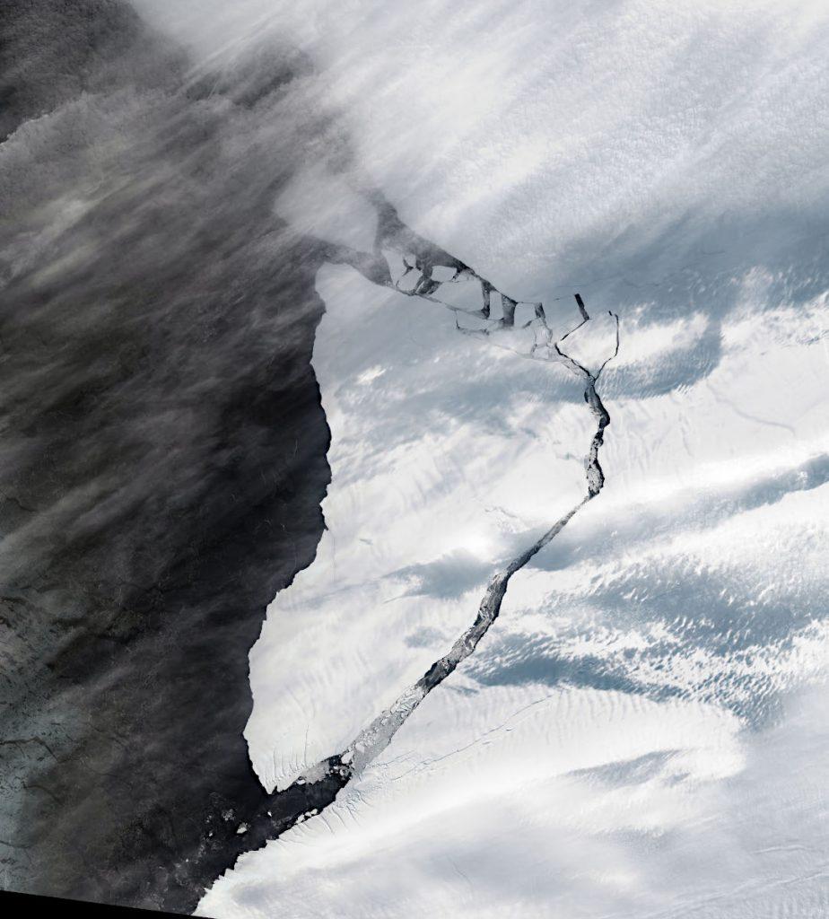 Image Credit: NASA's Earth Observatory