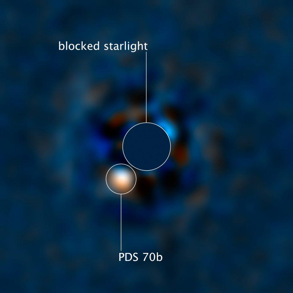 CREDITS: SCIENCE: NASA, ESA, McDonald Observatory–University of Texas, Yifan Zhou (UT) IMAGE PROCESSING: Joseph DePasquale (STScI)
