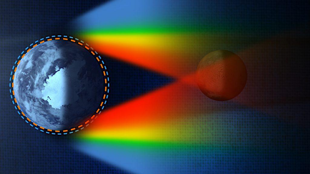 Credit: NASA/Goddard Space Flight Center Scientific Visualization Studio